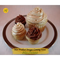 Chocolate Cupcake with Chocolate Mocha Frosting